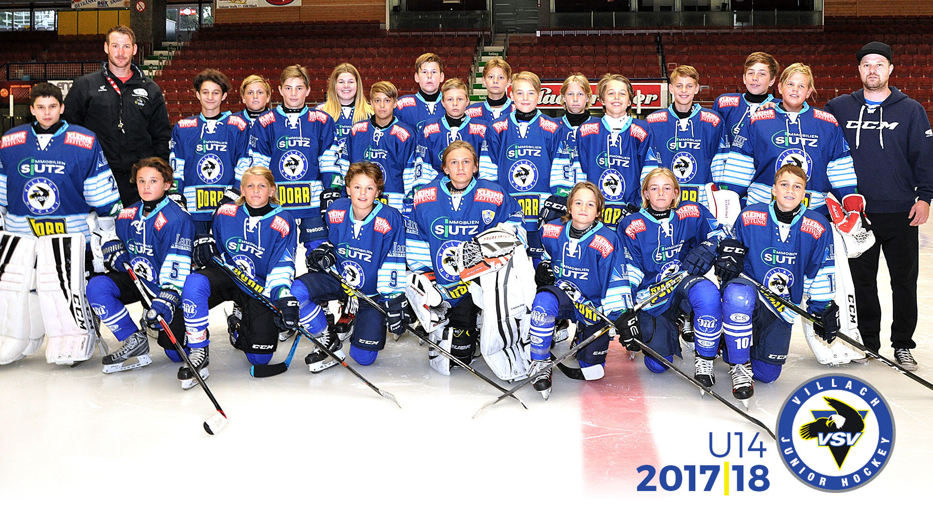 Photo of U14 Finalturnier 2017/18