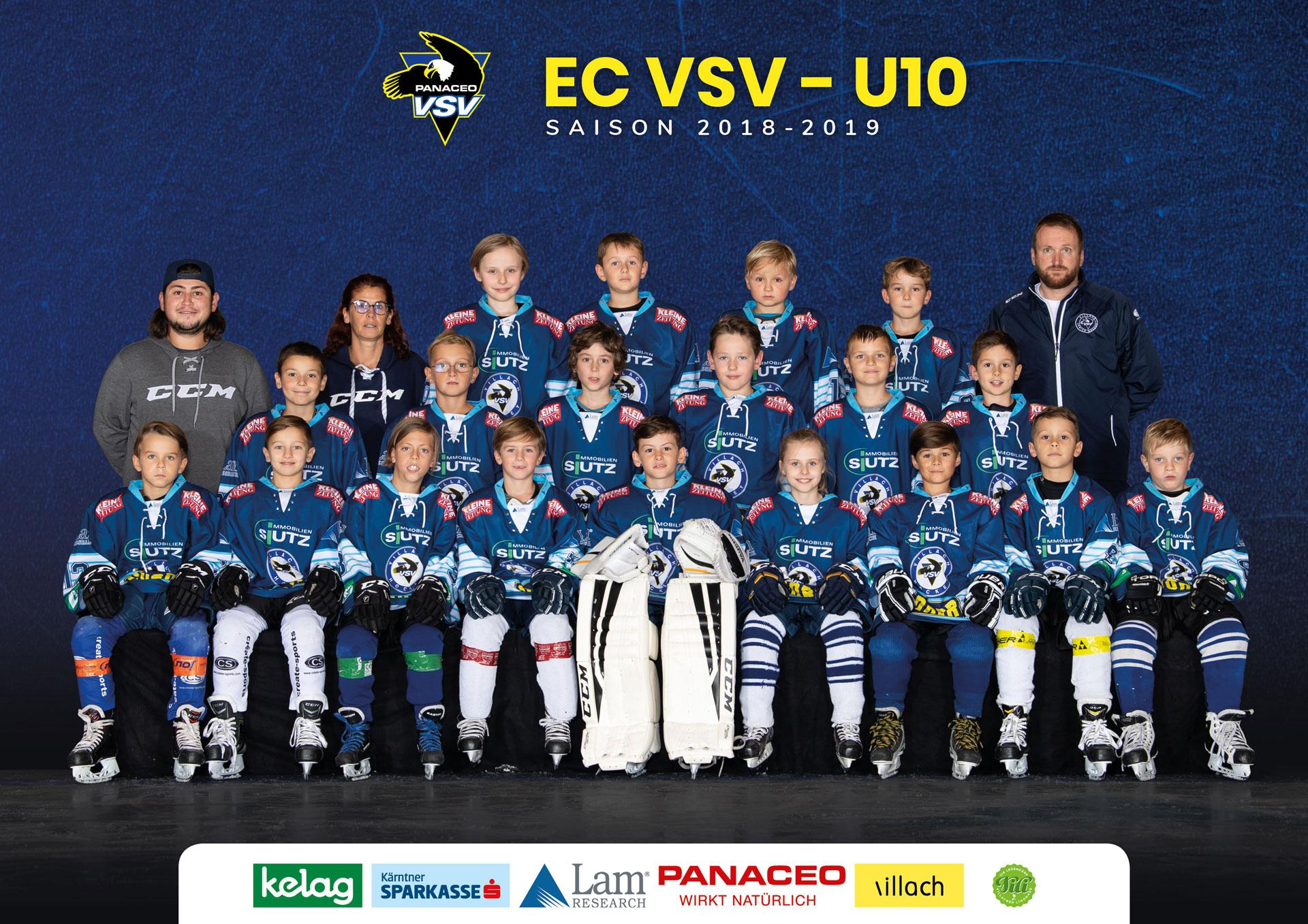 EC PANACEO VSV U10 2018-19