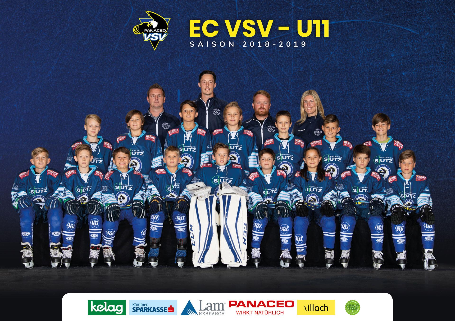 EC PANACEO VSV U11 2018-19