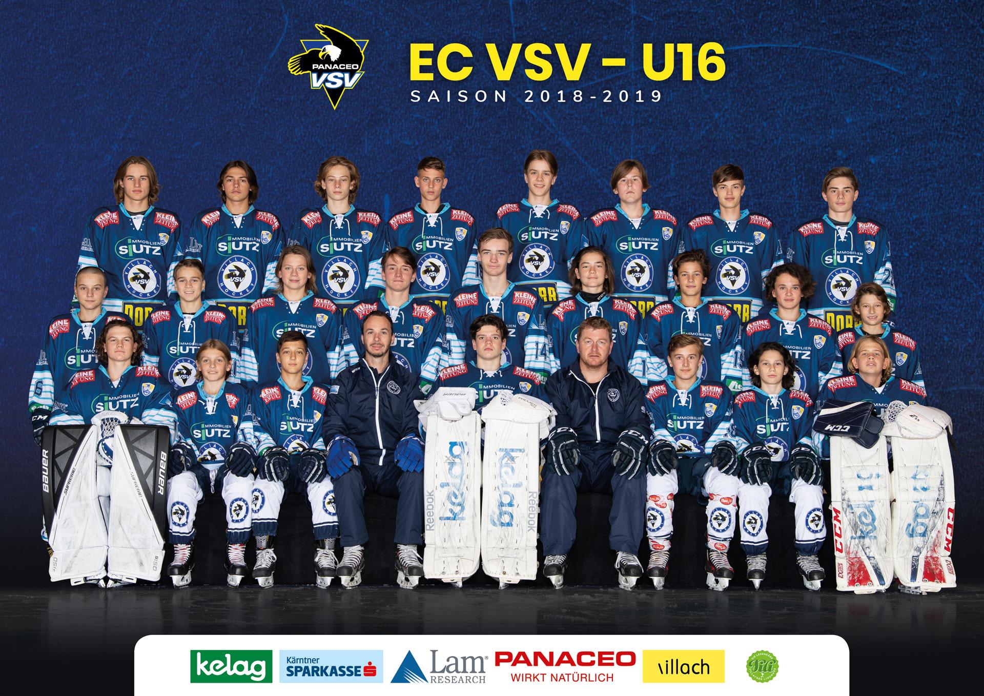 EC PANACEO VSV U16 2018-19