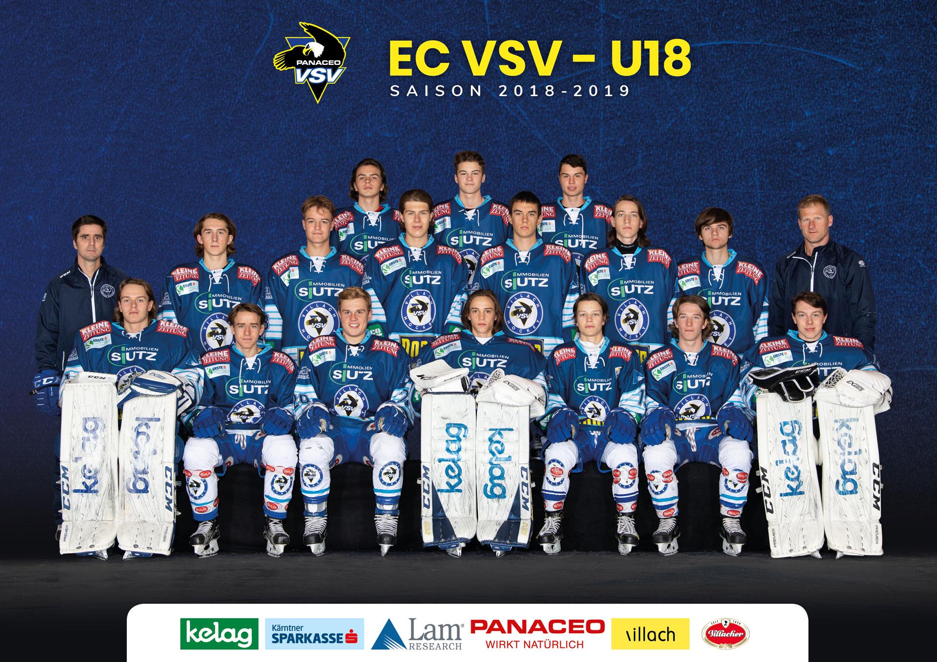 EC PANACEO VSV U18 2018-19