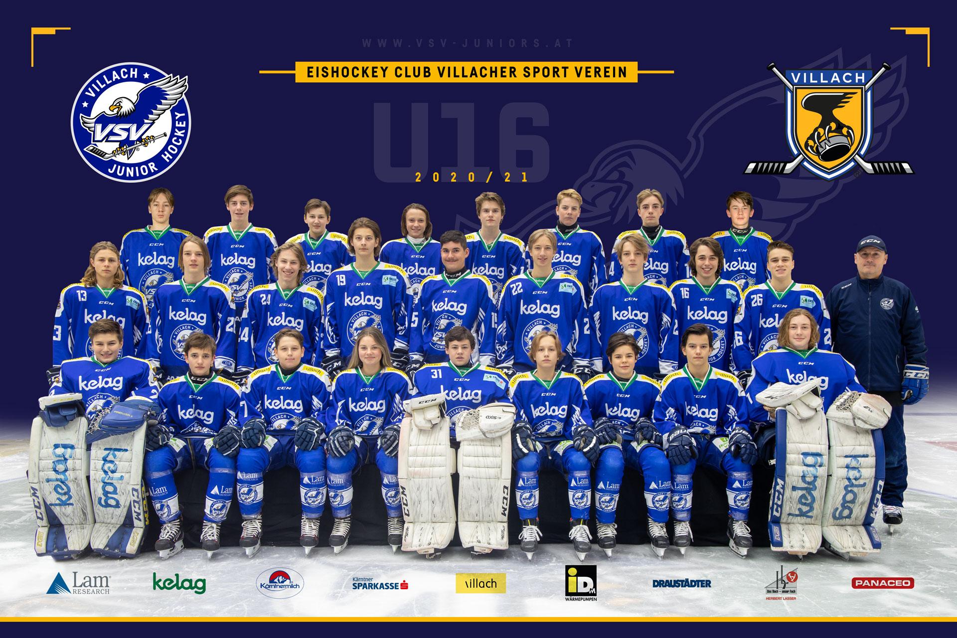EC VSV U16 2020-21