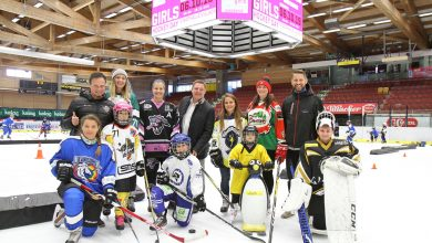 "Photo of Frauenpower: 100 Girls zeigten beim ""Girls Hockey Day"" ihr Können!"