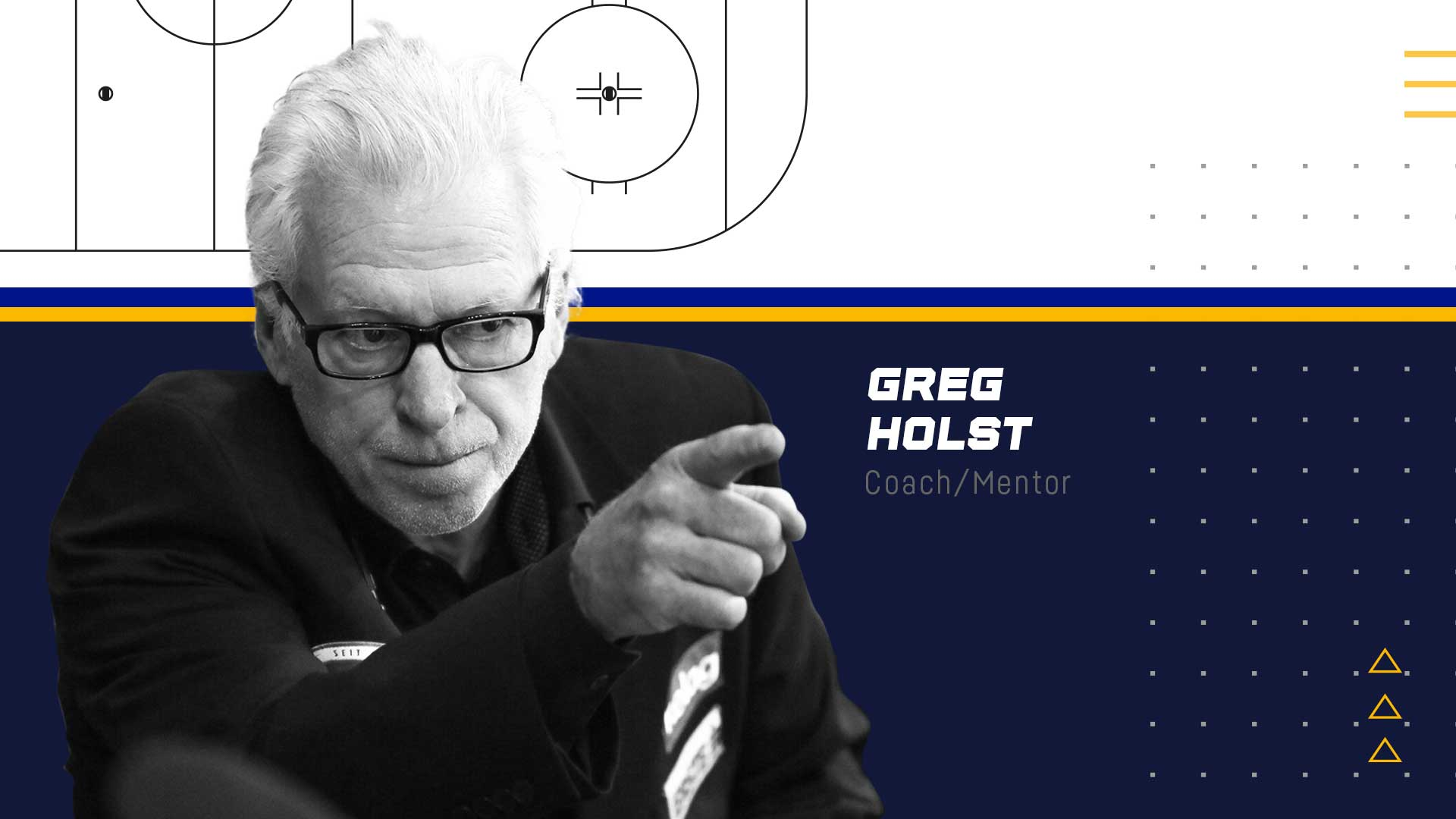 Greg Holst EC VSV Juniors Coach Mentor